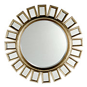 Devon Round Wall Mirror