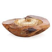 Organic Capiz Bowl