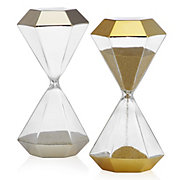 Diamond Hourglass