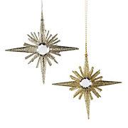 Diamond Eye Ornaments