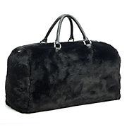 Natasha Fur Bag