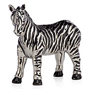 Zebra Coin Bank