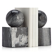 Dominian Bookends - Set of 2