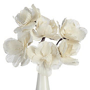 Linen Classic Flower - Set of 3