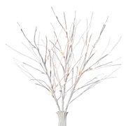 LED Snow Branch