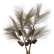Large Needle Pine Spray - Set of 3