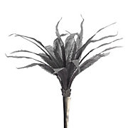 Linen Agave Leaf