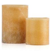 Marble LED Pillar
