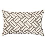 Sur Indoor/Outdoor Lumbar Pillow