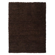 Macey Rug - Chocolate