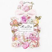 Perfume Bottle Floral