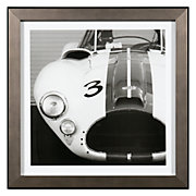 1952 Cunningham Framed Black and White Photograph