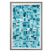 Aqua Squares 1