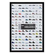 Sneaker Pop Chart