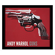 Guns by Andy Warhol