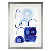 Blue Circle Study 1 - Limited Edition