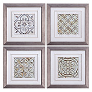 Moroccan Tiles - Set of 4