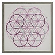 Amethyst Sacred Geometry 3