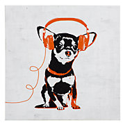 Music Love Chihuahua