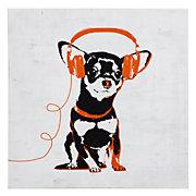 Music Love Chihuahua