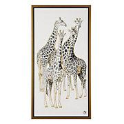 Gilded Giraffes