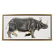 Gilded Rhino