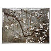 Blossoming Petals - Glass Coat