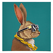 Hipster Bunny