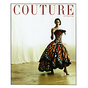Couture October 1968 Vintage Magazine Cover Art