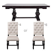 Chic Combo - Montecito Dining Collection