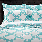 Montecito Bedding - Aquamarine