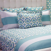 Perspective Bedding - Aquamarine