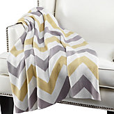 Chevron Throw - Citrus