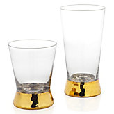 Midas Barware - Sets of 4 - Gold