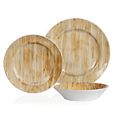 Laguna Dinnerware - Sets of 4 - Sand