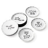 Weight For Dessert Plate Set