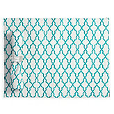 Layla Placemat - Set of 4 - Aquamarine