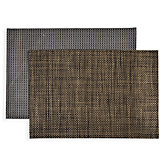 Golden And Weave Placemat - Sets of 4