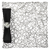 Nest Placemat - Set of 4 - Silver