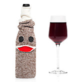 Wine Sock Monkey