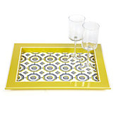 Perspective Tray - Lemon