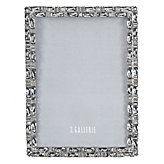 Gabrielle Jeweled Frame - Clear