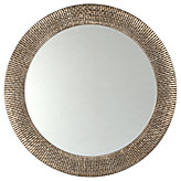 Bergmann Mirror - Antique Silver