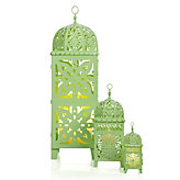 Casablanca Lanterns - Mint