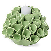 Flora Tealight - Mint