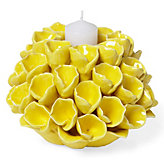 Flora Tealight - Lemon
