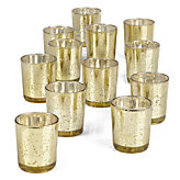 Votive Cup Set - Gold