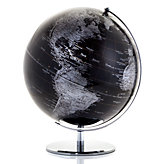 World Globe - Black