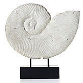 Faux Fossilized Shell