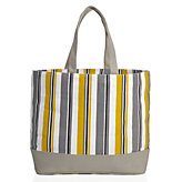Riviera Tote Bag - Lemon